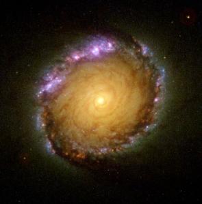 NASA/ESA/Moaz - NGC 1512
